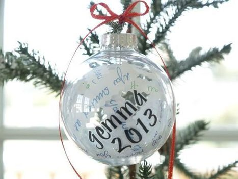 Commemorate Your Baby's First Christmas! - ChristmasOrnaments.com Blog   Your Baby's First Christmas   Scoop.it