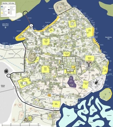 Nochet, City of Queens | Glorantha News | Scoop.it