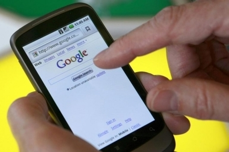 Google Voice Search Launched for Laptops and PC's | Digital Citizenship | Scoop.it