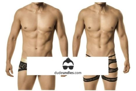 Dudeundies Lacey Manly Underwear: Check Out This Hot Fashion Trend | Carol Ruth Weber | Living style | Scoop.it