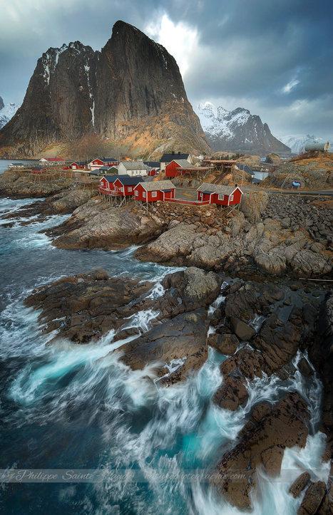 NATUREPHOTOGRAPHIE   #NORVÈGE – LES ÎLES #LOFOTEN - #aurore boréale   Hurtigruten Arctique Antarctique   Scoop.it