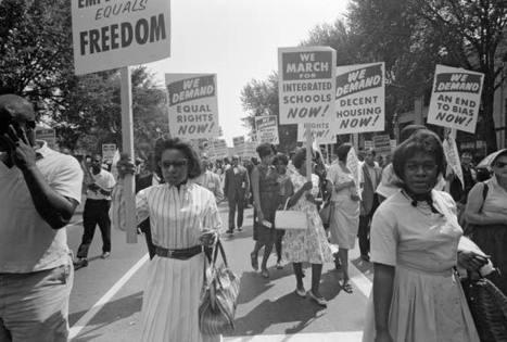 Racial Segregation | Black History | Scoop.it