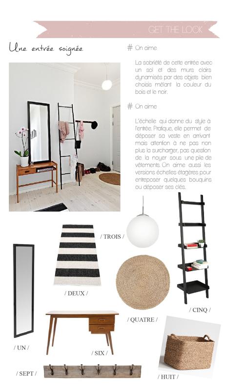 Get the Look | Shopping déco : Une entrée bien soignée… | décoration & déco | Scoop.it