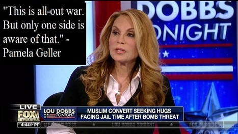 "Pamela Geller Lou Dobbs on Trump, Jihad and the ""Hug Me, I'm a Muslim"" 