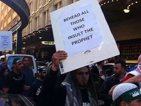Blasphemy Riots: Police Gas Muslim Protesters in Sydney   Restore America   Scoop.it