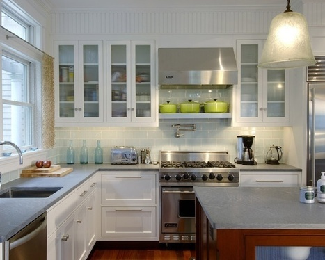 iHome | Cabinet Designs For Kitchen | Scoop.it