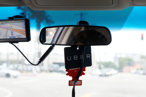 Is Uber's Business Model Screwing Its Workers? - Working In These Times | marketing, strategy, sales & inspiring business topics | Scoop.it