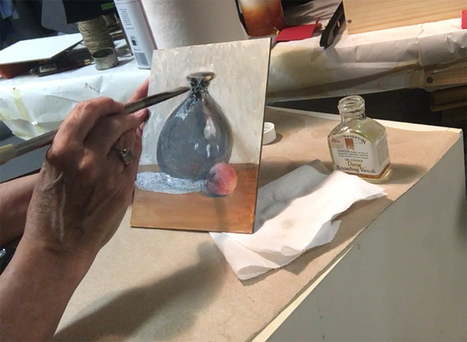 Varnishing Oil Paintings: A Complete Guide | Circolo d'Arti | Scoop.it