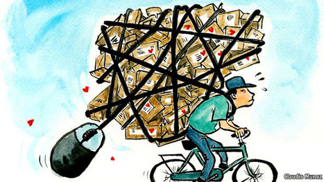 Pity the parcel people | China's E-Commerce | Scoop.it