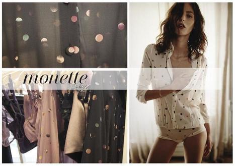 Lingerie de fabrication française: Monette Paris - Nouvelles collections Mode et Déco - nouvelles collections en avant première | Nouvelles collections Mode & Décoration | Scoop.it