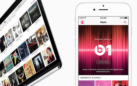 All you need to know about Apple's Music | The Perfect Storm Team Mobile | Scoop.it