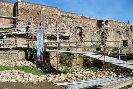 León estrena un nuevo tramo transitable de la muralla romana este verano | LVDVS CHIRONIS 3.0 | Scoop.it