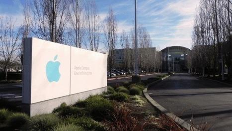 Pourquoi le logo d'Apple est-il une pomme croquée ? | Ressources FLE | Scoop.it
