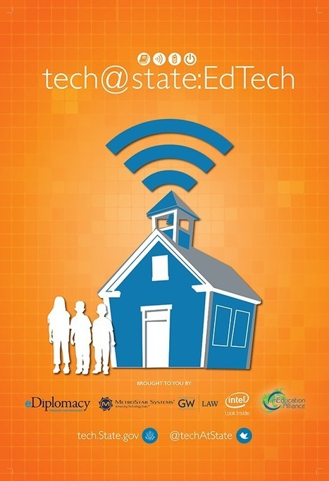 iEARN-USA at Tech@STATE: EdTech Event | iEARN in Action | Scoop.it
