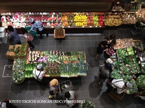 Tokyo retail trip #5: le potager est sur le toit du supermarché... | Retail Design Review | Scoop.it