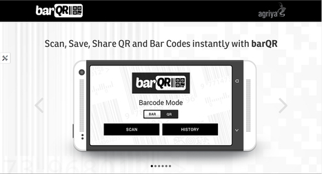 BarQR - Free android application for scan BarCode And QR Code | Group Buying Script | Scoop.it