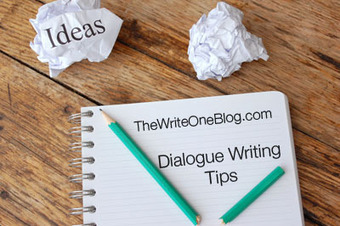 Fiction Dialogue Writing Tips Adapted From Real Life | Writing | Scoop.it