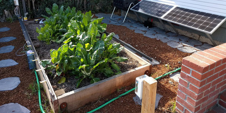 FarmBot Will Grow Your Food For You; Just Press Go | MishMash | Scoop.it