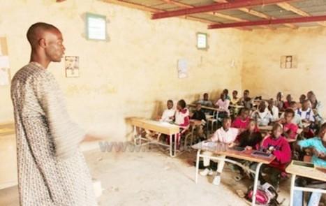 Education de qualité : L'Afrique de l'Ouest veut des enseignants bien formés | L'enseignement dans tous ses états. | Scoop.it