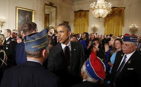 U.S. honors 24 minority veterans from World War II, Korea and ... | Veterans | Scoop.it