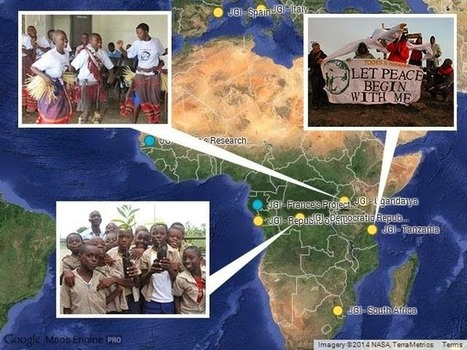 Google Lat Long: From Lake Tanganyika to Google Earth: Using tech to help our communities   SUT   Scoop.it