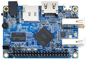 $12 Orange Pi variant swaps Ethernet for WiFi | Open Source Hardware News | Scoop.it