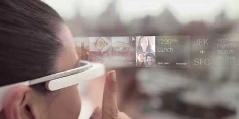 See What Google Glass Apps Will Actually Look Like | Just Interesting Stuff and Trends | Scoop.it