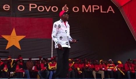 Quarenta Anos de Independência Sem Liberdade   Maka Angola   Kiosque du monde : Afrique   Scoop.it