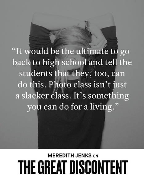 The great discontent | Meredith Jenks interview #photography | Artdictive Habits : Sustainable Lifestyle | Scoop.it