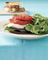 Roasted Portobello Caprese Salad | Recipes | Scoop.it