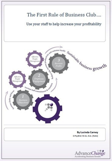 Employee Performance Management and Profit | The Professional Advisory Journal | Scoop.it