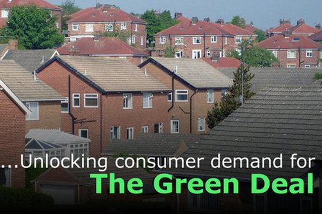 Unlocking consumer demand for the green deal   link2portal - news and business directory   link2portal   Scoop.it