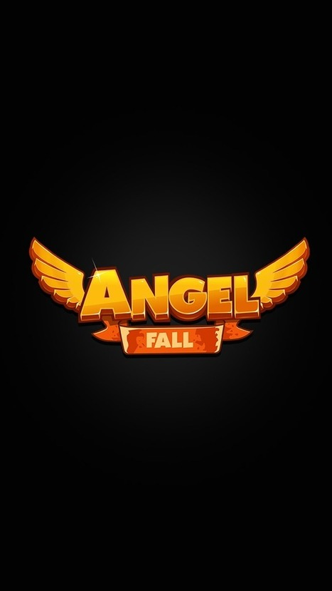 Angel Fall - Endless Down-Scroller iOS IPhone Game   Angel Fall Game   Scoop.it