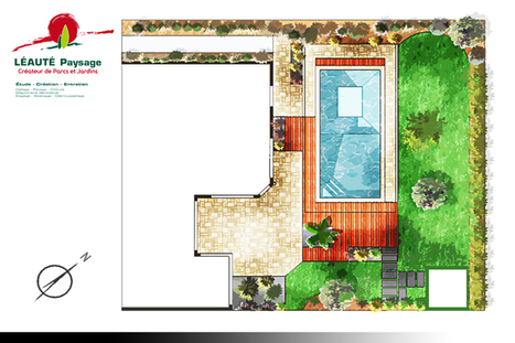 Léauté Paysage - Créateur de Parcs et Jardins, Bureau d'Etude 2D & 3D | LEAUTE Paysage, Créateur de Parc et Jardin | Scoop.it
