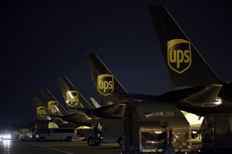 Amazon.com Makes Up to Customers After Backup Hits UPS - Bloomberg   Supply Chain   Scoop.it