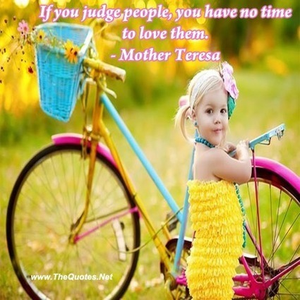 Mother Teresa  Quotes: Love - TheQuotes.Net | Mindset and Play a Bigger Game | Scoop.it