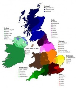 British VS American English : Accent andVocabulary | EFL-ESL, ELT, Education | Language - Learning - Teaching - Educating | Scoop.it