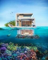 Floating Seahorse, à mi-chemin entre yacht de luxe et sous-marin   Architecture   Scoop.it