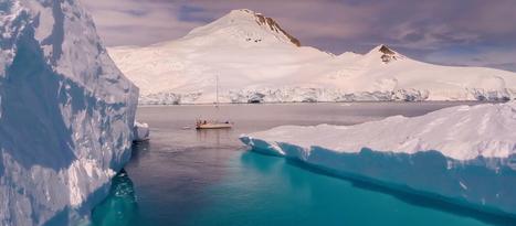 Drones Over Antarctica | Drones | Scoop.it