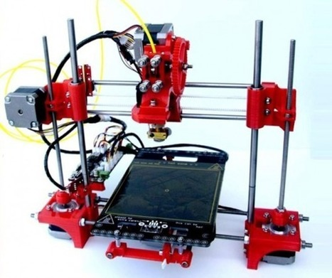 Portabee Launches Portable, Robust, Affordable 3D Printer for Under $500 | it by bit | Scoop.it