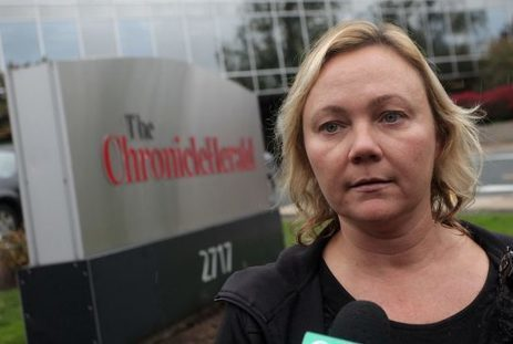 Union expects work stoppage at Halifax Chronicle Herald within weeks | NovaScotia News | Scoop.it