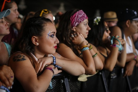Coachella 2014: Going native at the festival's makeover tent | Coachella 2014 | Scoop.it