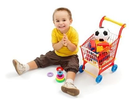 Cuando los niños tienen demasiadas cosas | Recull diari | Scoop.it