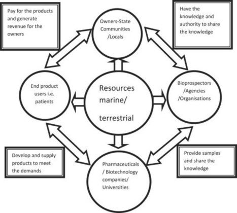 Cheryl & ethnovet: Role of marine bioprospecting contracts in developing access and benefit sharing mechanism for marine traditional knowledge holders in the pharmaceutical industry | Marine Omics #Marine #Genomics | Scoop.it