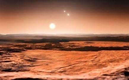 Trois exoplanètes potentiellement habitables autour d'une étoile | Préhistoire | Scoop.it