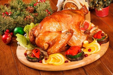 7 Thanksgiving Nutrition Rules To Avoid Overeating | eCellulitis | Healthy Food Tips & Tricks | Scoop.it
