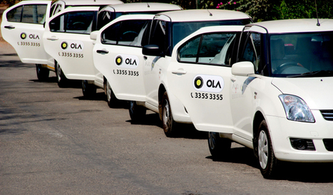 Ola, Uber's Main Rival In India, Refuels Its Tank With $315M In New Funding | Peer2Politics | Scoop.it