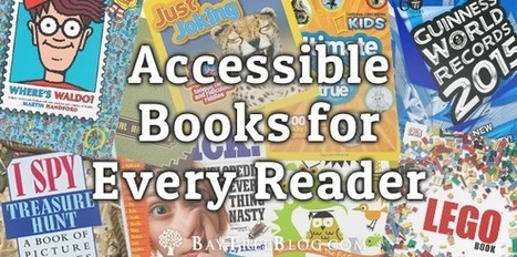 9 Books Kids Actually Want to Read - Bay Tree Blog | Partnering Parents Just Want to Know | Scoop.it