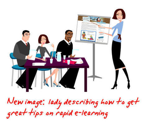 Little Known Ways to Create Your Own Graphics Using PowerPoint - The Rapid eLearning Blog | Technology Enhanced Learning | Scoop.it