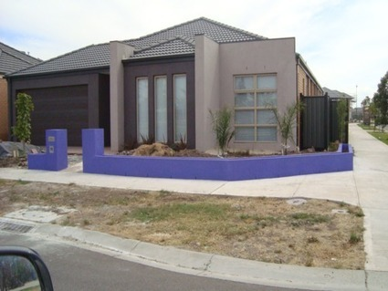 Cement Rendering Makes House Beautiful   S&E Construction   Scoop.it